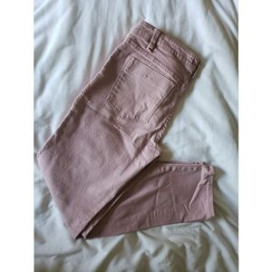 Rose Pink Sanctuary Skinny Jean